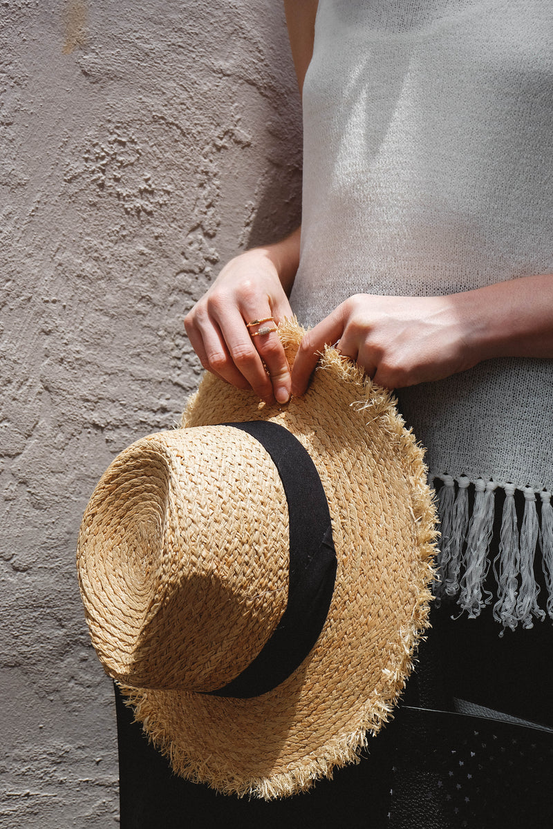 Straw Hats - The Perfect Accessory for Sunny Days