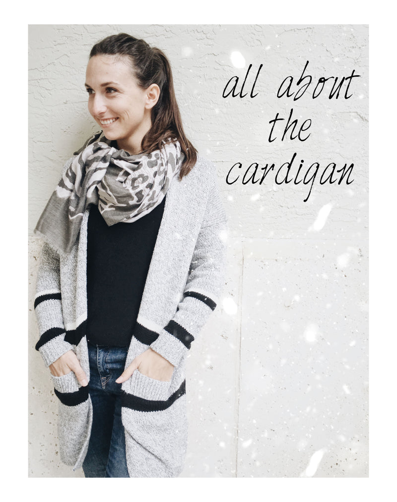All About The Cardigan