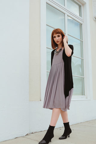 Sweater Dress #9039
