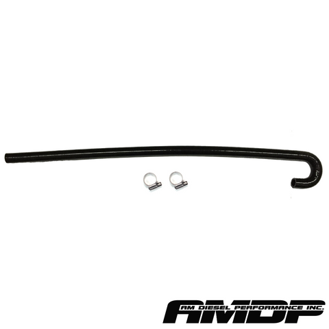 AMDP 2011 - 2016 6.7L Powerstroke Molded Silicone Coolant Hose, 67PMCH