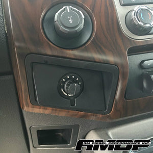 AMDP 2011 - 2016 6.7L Powerstroke Shift On The Fly Switch Dash Mount