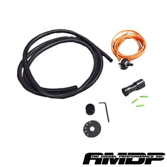 AMDP 6.7L Powerstroke Shift On The Fly Switch