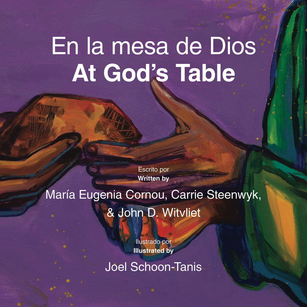 En la mesa de Dios/At God's Table