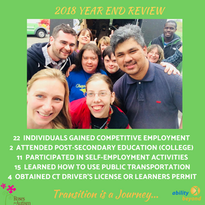 So Much to be Proud of, 2018 Year in Review!