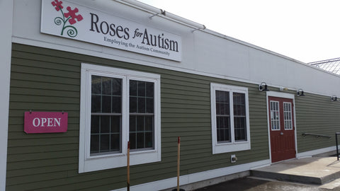 Roses for Autism Store Front