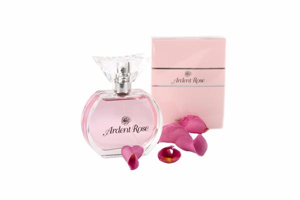 Ardent Rose Eau de Parfum Spray or Rollerball