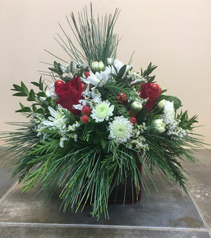 Holiday Table Centerpiece - Local Delivery and Pickup Only!
