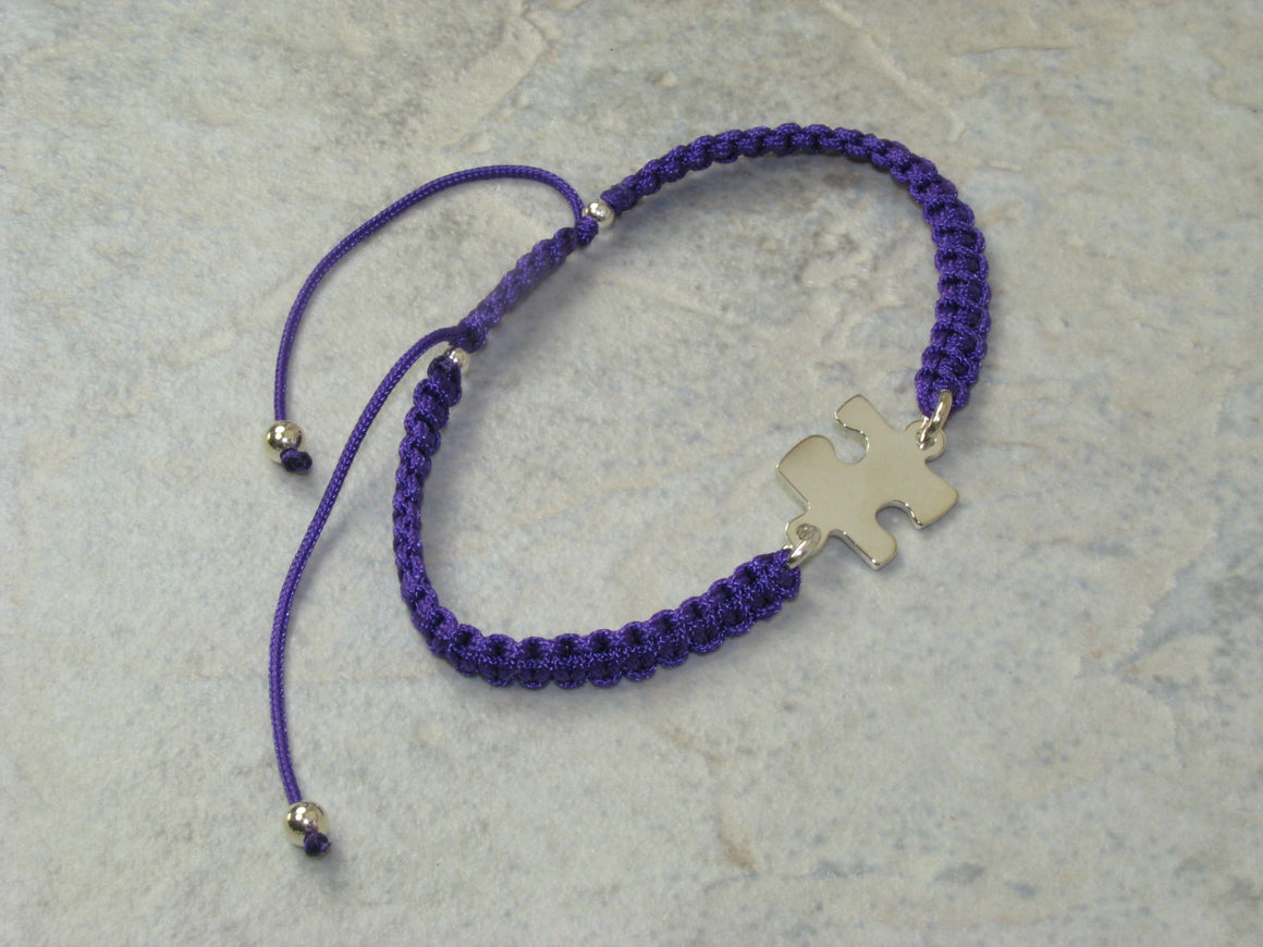 Puzzle Piece Bracelet with Free Shipping!