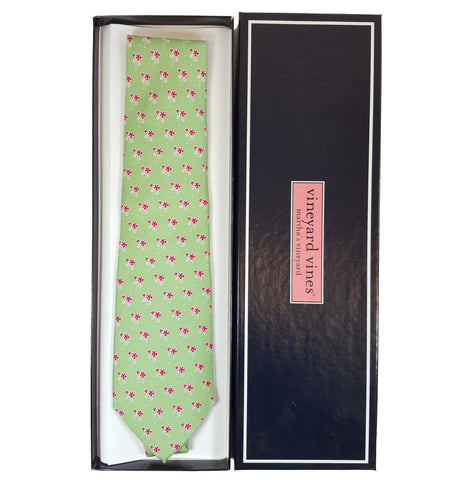 Roses for Autism Tie by Vineyard Vines