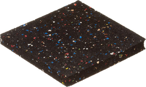 Color Regrind Rubber Floor
