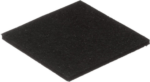 "1/2"" (12mm) Commercial Grade Rolled Rubber Flooring"