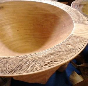 Hand Carved Tongan Kava Bowl (Kumete) - The Kava Roots bowl - Kava The Kava Roots - thekavaroots.com The Kava Roots - thekavaroots