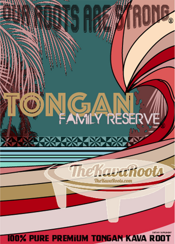 Tongan Family Reserve - The Kava Roots Traditional Noble Kava - Kava The Kava Roots - thekavaroots.com The Kava Roots - thekavaroots