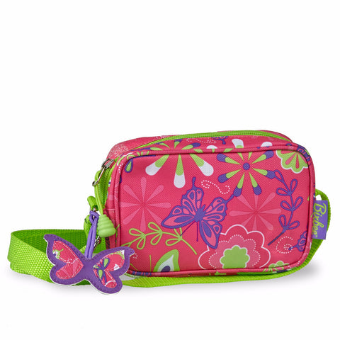 "Bixbee ""Butterfly Garden"" Kids Purse - Pink - CoolGoodz"