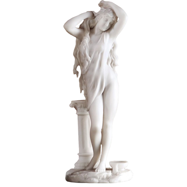 Goddess Aphrodite (Venus) Greek Roman Mythology Statue Sculpture