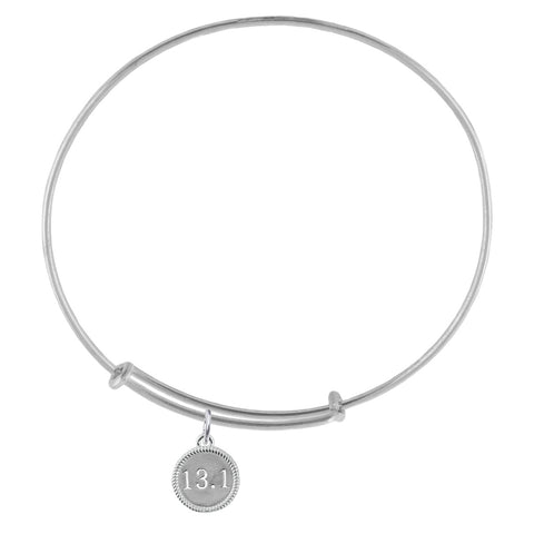 13.1 Silver Adjustable Bracelet