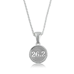 26.2 Silver Necklace