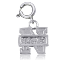 NCAA Navy Midshipmen Silver Charm