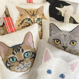 cat lavender bag group