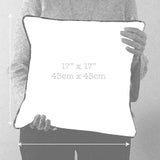 cushion size