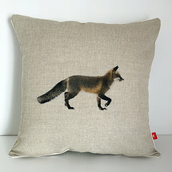 country fox cushion
