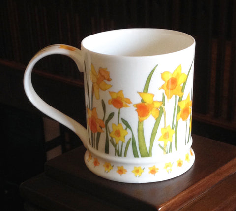 100th Anniversary Bone China Mug