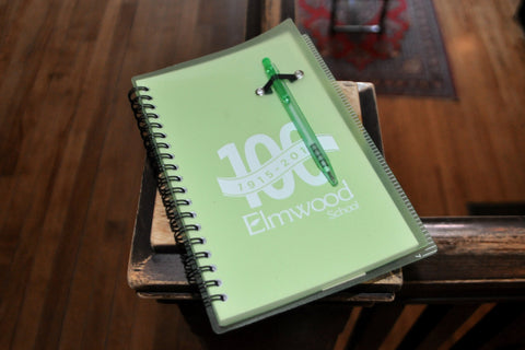 100th Anniversary Spiral Notebook