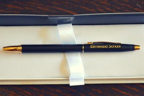 100th Anniversary Cross Century Traditional Black Roller Ball Pen