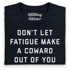 Prefontaine slogan tee - women's