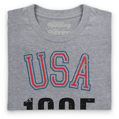 Prefontaine 1976 tee - women's