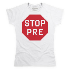Prefontaine retro tee - women's