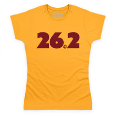 Marathon ladies digit tee