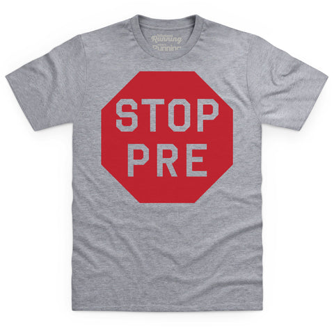 Prefontaine retro tee - men's