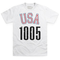 Prefontaine 1976 tee - men's
