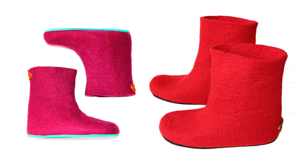 felt boots help in case of cold feet