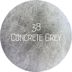 Custom Felt Slippers. Upper Grey with 49 Color Trends For Interior. Unisex - Wool Walker  - 44