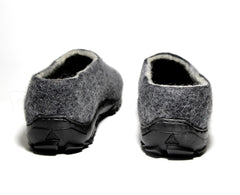 Men's Organic Woolen Clogs