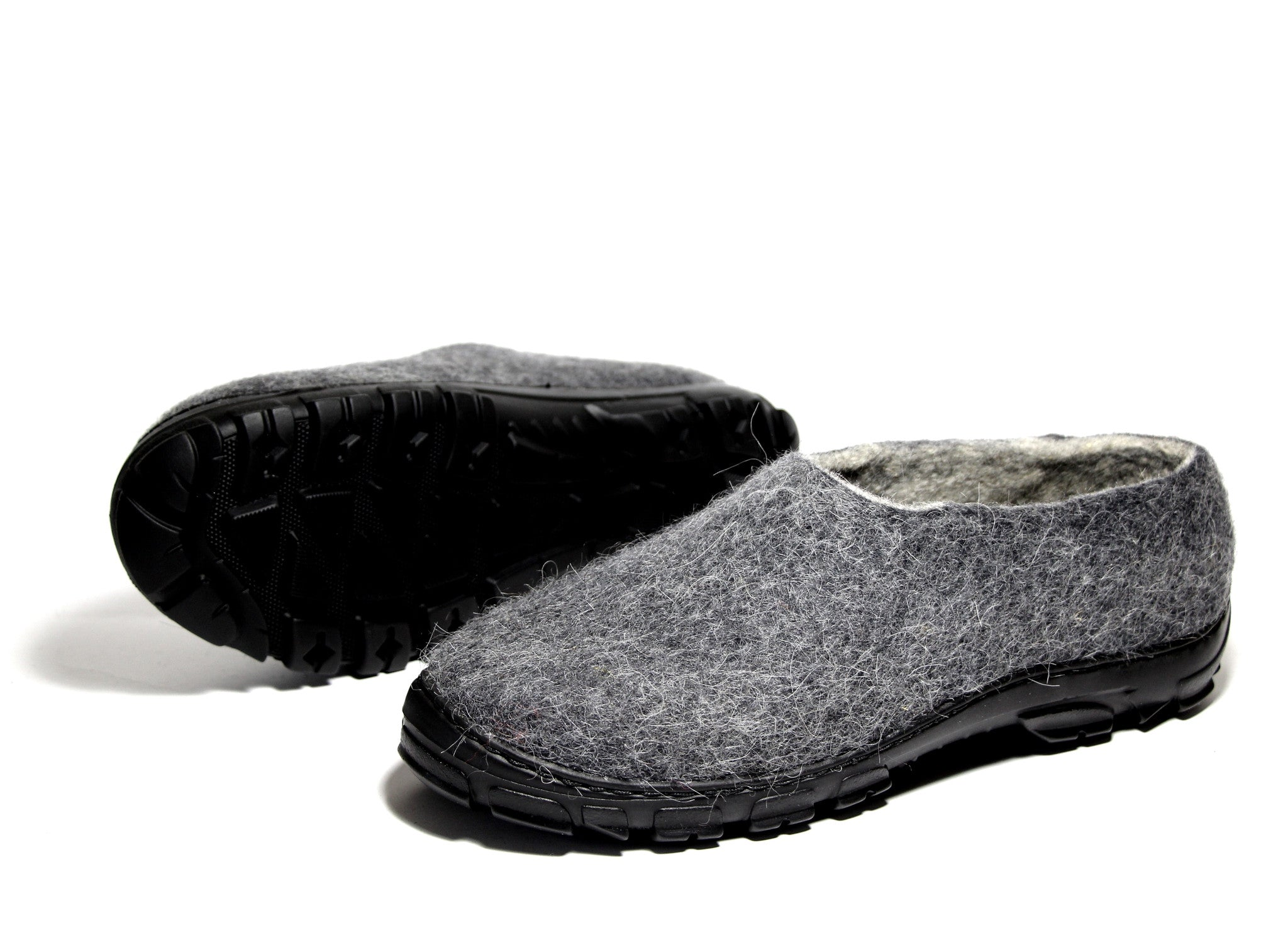 mens winter wool shoes