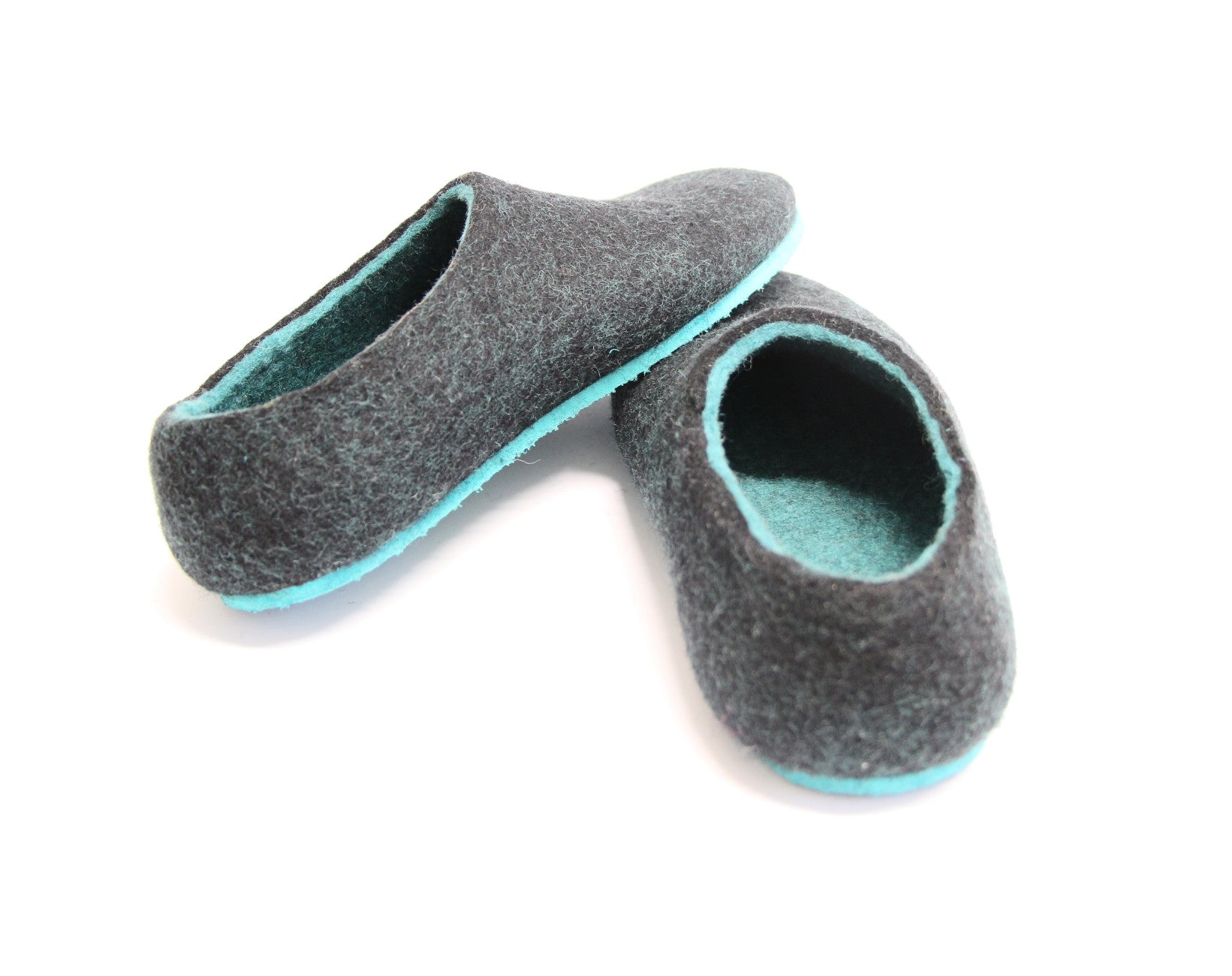Womens Felted Slippers Lucite - Wool Walker  - 4