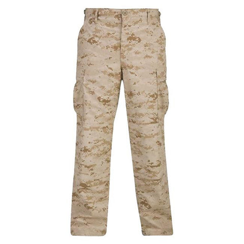 Genuine Gear: BDU Ripstop Pants Desert Digital
