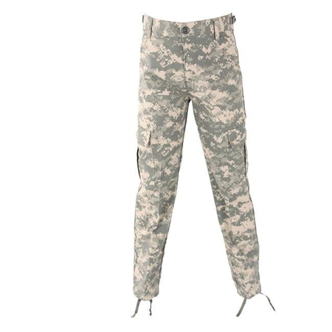 Propper Pants: Kids Camo BDU R/S Pants ACU Digital