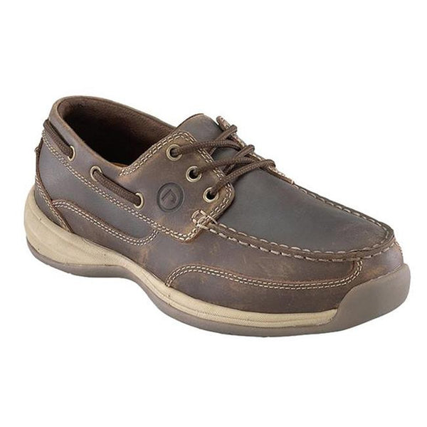 Rockport Women's Works Sailing Club Boat Shoe ST