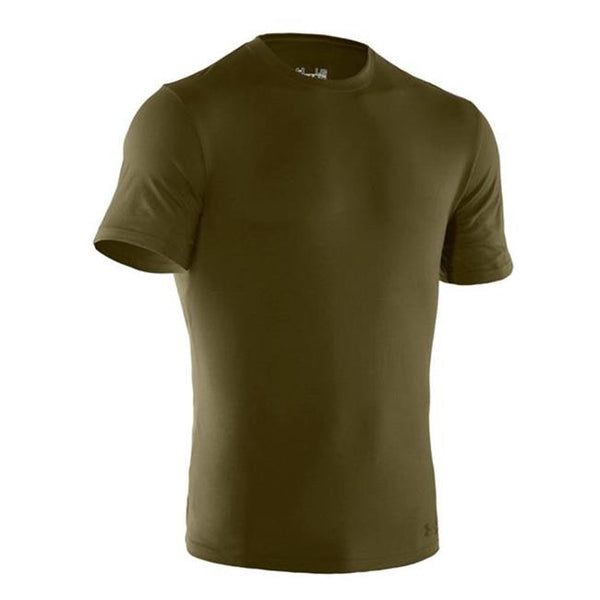UA Men's Tactical Charged Cotton T-Shirt Green