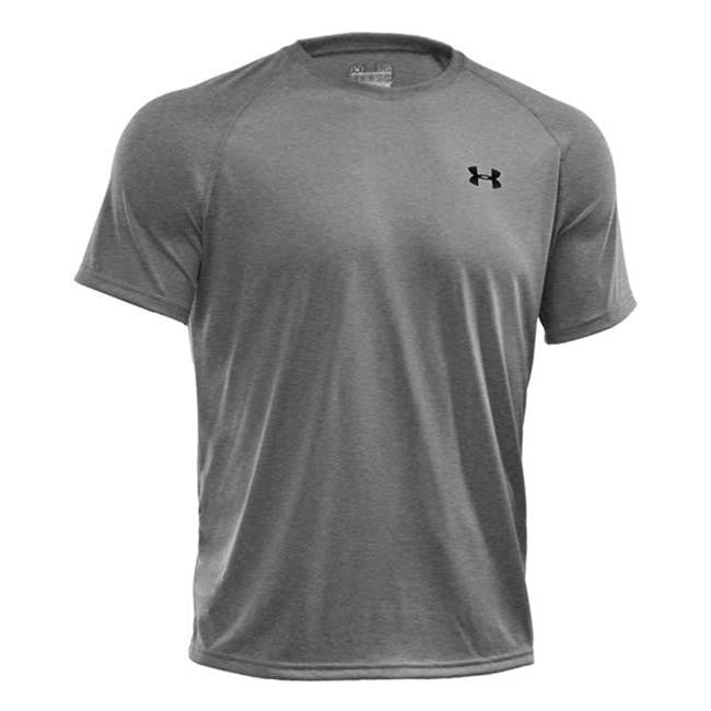 UA Men's Tech™ Short Sleeve T-Shirt Grey