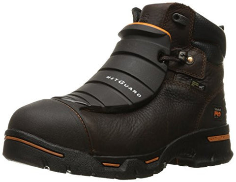 "Timberland Pro Men's Endurance 6"" Steel Toe Ex Met Guard - Brown"