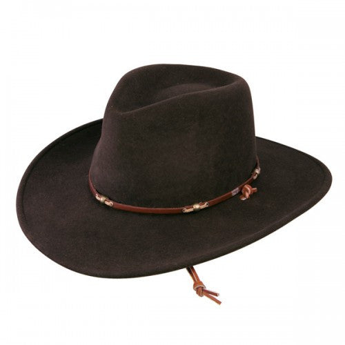 61d772528b4 Stetson Wildwood - Soft Wool Cowboy Hat – Army Navy Now