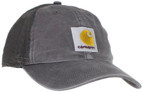 Carhartt Men's Buffalo Cap - Gravel
