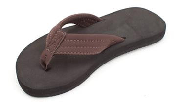 Rainbow Sandals Kid's Grombows Sandals - Brown