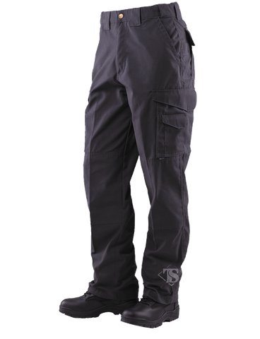 Tru Spec: 24-7 Series Tactical Pants 65/35 Rip-Stop Black