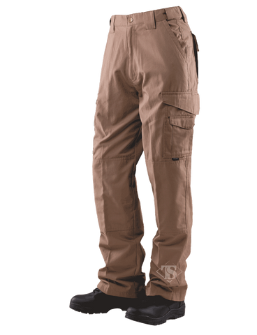 Tru Spec 24-7 Series Tactical Pants 65/35 Rip-Stop Coyote Brown